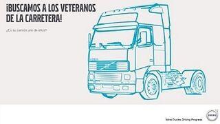 Volvo Trucks premia a los camiones más antiguos