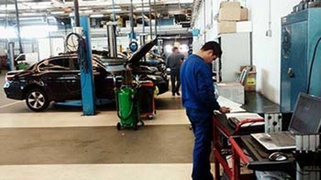 Los empleados de los talleres tendrán que formarse en PRL