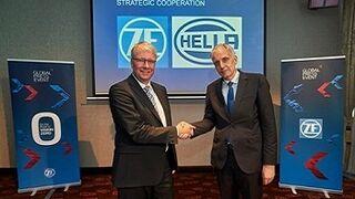 Hella y ZF se unen para desarrollar nuevos sensores