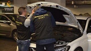 Encargados de un concesionario, detenidos por un fraude de 600.000 €
