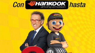 Confortauto regala hasta 60 euros por comprar neumáticos Hankook