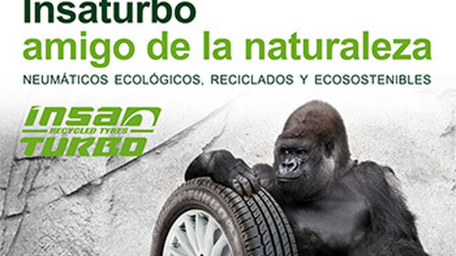 Ecological Drive ofrece descuentos para gafas de sol con neumáticos Insaturbo