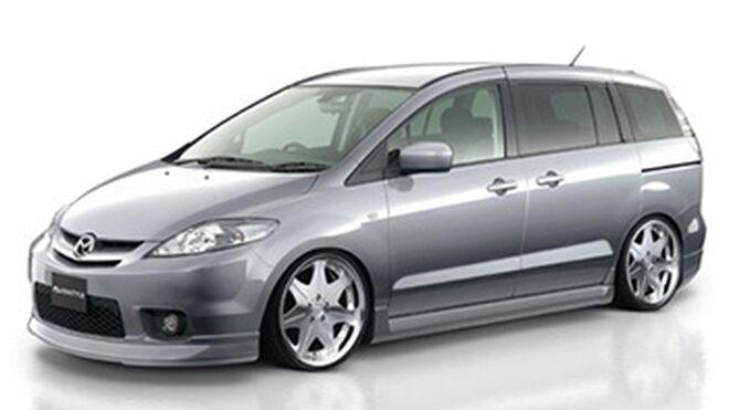 Mazda llama a revisión por un fallo en el portón trasero