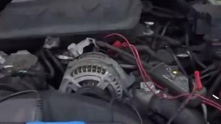 Claves para comprobar el funcionamiento de un alternador de Jeep o Chrysler