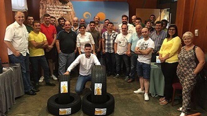Membat organiza jornadas formativas para sus distribuidores oficiales