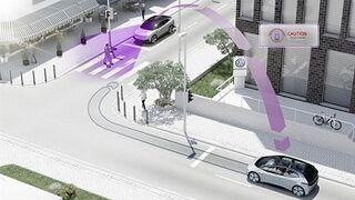 VW apuesta por compartir información entre vehículos