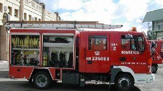 Se incendia un taller mecánico en Madridejos (Toledo)