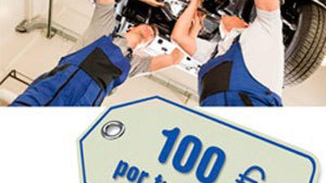 Un cliente de Neumáticos Castilla, ganador de la promoción de verano de Asetra