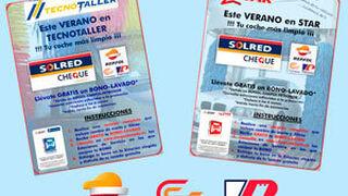 Los clientes de Star y Tecnotaller lavarán su coche gratis