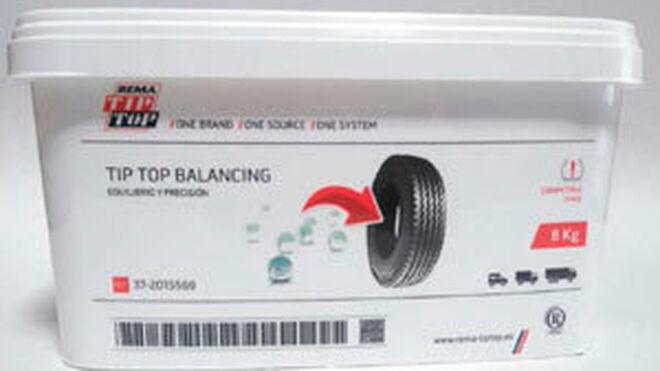 Tip Top Balancing, microesferas para un perfecto equilibrado