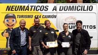 Confortauto entrega sus premios a los mejores talleres de la red