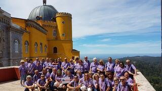 Recanvis Aicrag viaja con talleres clientes a Portugal y a México