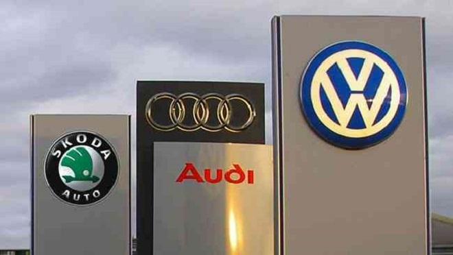 Los automóviles afectados pertenecen a las marcas Volkswagen, Skoda y Audi