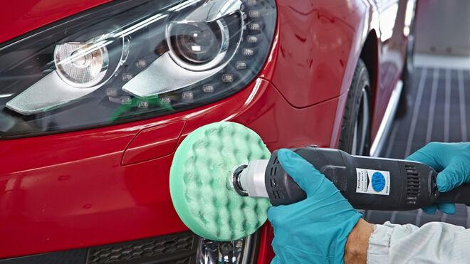 Cómo conseguir un pulido óptimo del vehículo