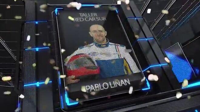 Segundo finalista del I Campeonato de Karts para Talleres