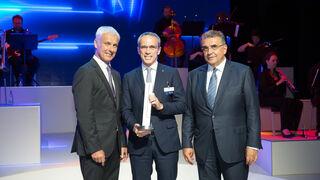 Bridgestone recibe el premio Volkswagen Group a la 'Innovación y Tecnología'