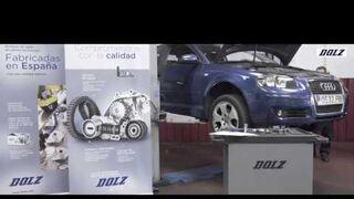 Cómo montar un kit de distribución con bomba de agua Dolz en el Audi A3 1.9 TD