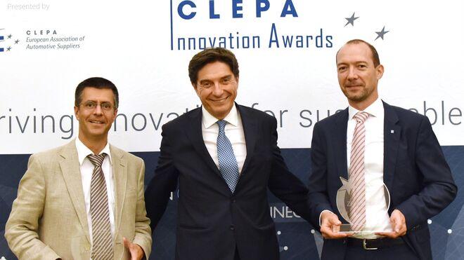 ZF y Wabco ganan el Clepa Innovation Award 2017 de 'Seguridad'