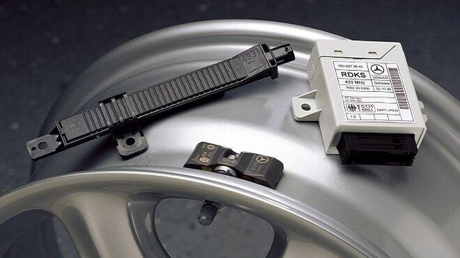 Cómo funcionan los sistemas de vigilancia de presión de neumáticos