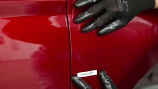 Nexa presenta su proceso para la reproducción del Mazda 46V Soul Red Crystal