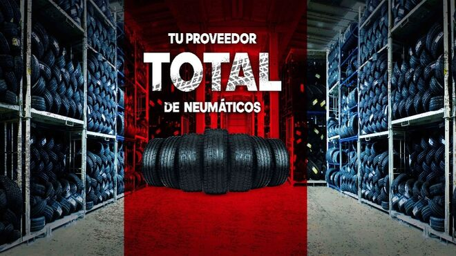 Grupo Total Neumáticos abre sucursal en Cataluña