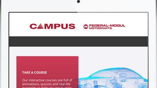 Federal-Mogul añade módulos de formación a F-M Campus