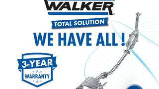 Tenneco presenta la cartera de productos Walker