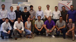 Identica y Argacolor forman en gestión a talleres de Madrid