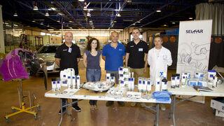 Seicar presenta sus novedades de producto en Centro Zaragoza