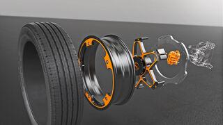Continental presenta una nueva solución de frenado para eléctricos