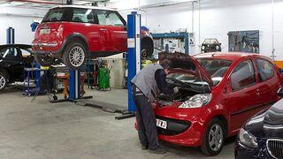 Las revisiones de coches aumentan el 10% este verano en Castellón