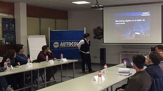 Nexa Autocolor y Cañizares Piñero forman a talleres en marketing online y redes sociales