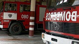 Se incendia un concesionario de BMW en Burgos