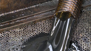 Sigaus recogió 2.155 toneladas de aceite usado de talleres en Aragón