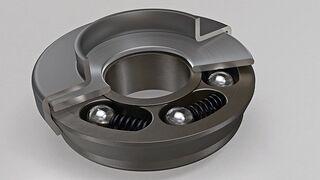 Federal-Mogul presenta su rotor de válvula para motores de velocidad reducida