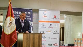 DRO, patrocinador del encuentro anual del Gremio de Talleres de Sabadell