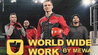 Mewa presenta su nuevo catálogo 'World Wide Work' 2017/2018