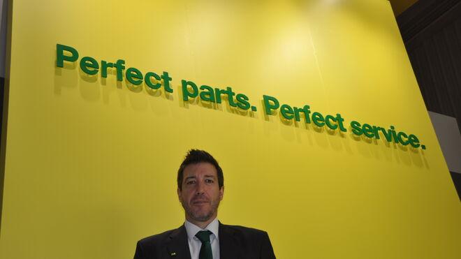Ricardo Peris, nuevo director comercial de Mann+Hummel para España