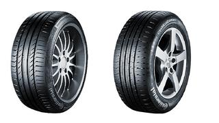Continental suministrará los neumáticos del Volvo XC60