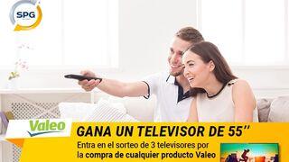 SPG Talleres sortea tres televisores de 55''