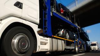 Las matriculaciones de vehículo industrial cayeron el 55% en abril