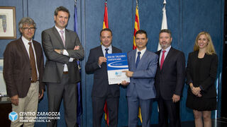 La red Acoat Selected, certificada por Centro Zaragoza
