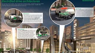 Schaeffler reúne su experiencia en movilidad eléctrica en E-Mobility