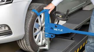Meyle explica en un vídeo qué hacer ante neumáticos dañados
