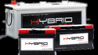 AZ comercializa la gama de baterías HybridCell fabricadas por Banner