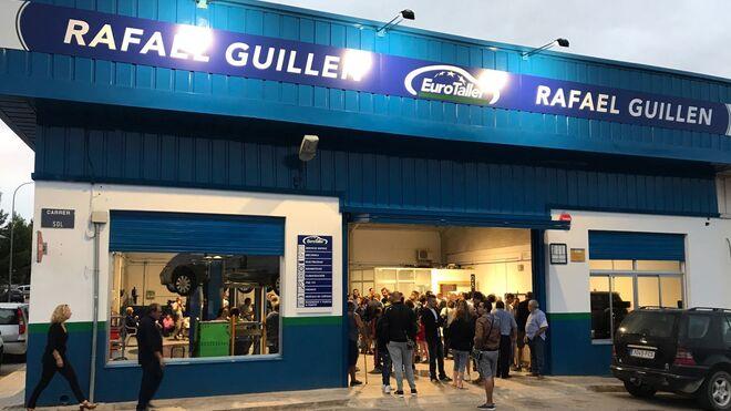 Rafael Guillén, nuevo EuroTaller en Casinos (Valencia)