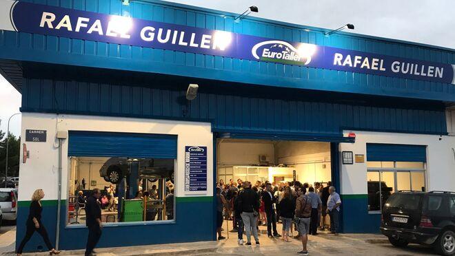 Rafael guill n nuevo eurotaller en casinos valencia - Reparacion tv valencia ...