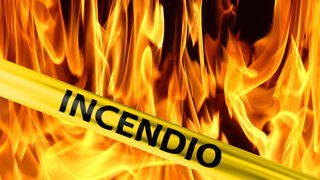 Arde un taller clandestino en Burgos denunciado por su actividad ilegal