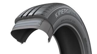 Hankook presenta el nuevo neumático Kinergy Eco²
