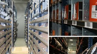 DRO opera con su almacén las 24 horas en días laborables